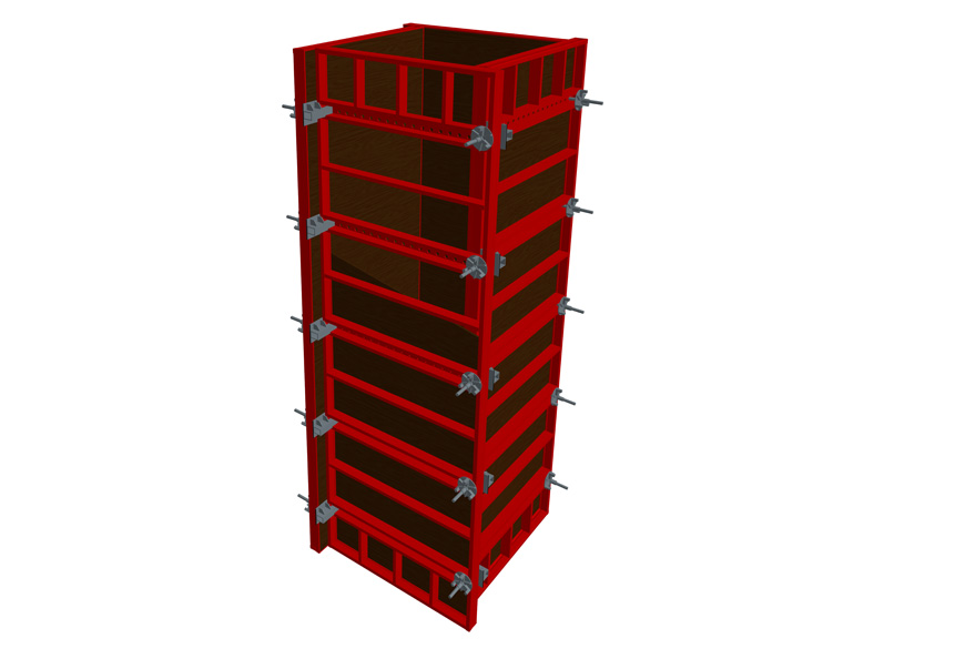 The Concept of Building Formwork
